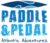 Paddle and Pedal Logo