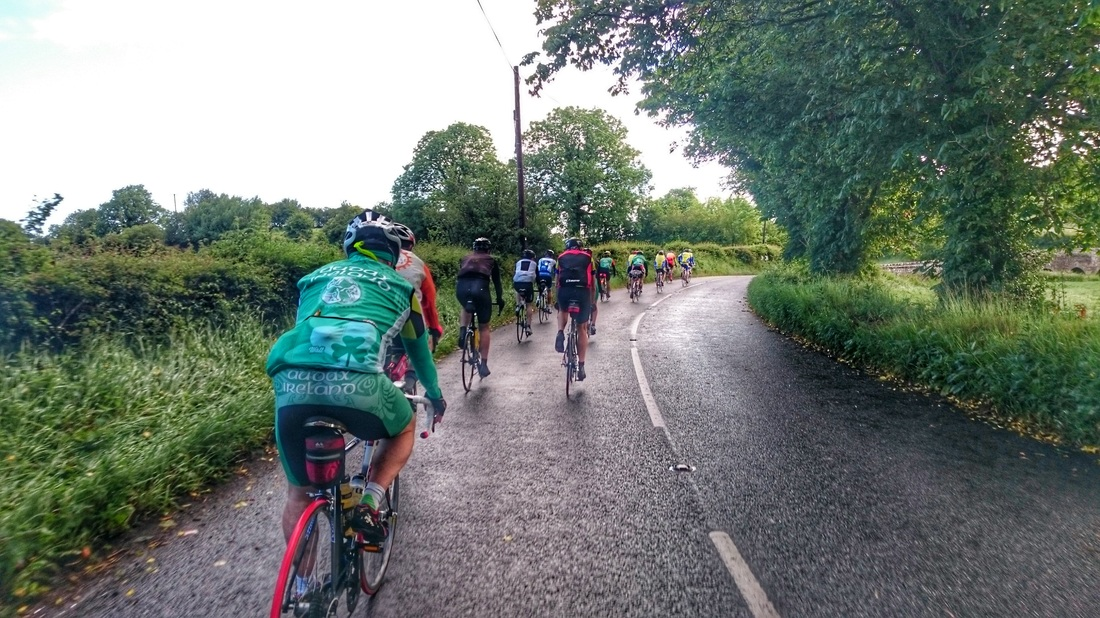 Audax Ireland Cycling event
